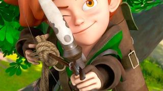 Robin Hood: Rampestreker i Sherwoodskogen