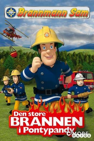 Brannmann Sam - Den store brannen i Pontypandy (Norsk tale)