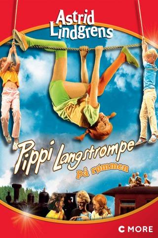 Pippi Langstrømpe på rømmen