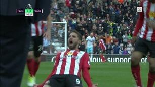 Sammendrag: Sunderland - West Ham 2-2