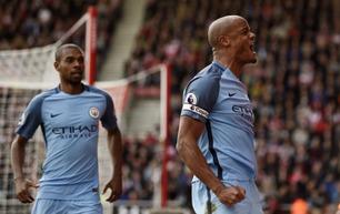 Sammendrag: Southampton - Manchester City 0-3