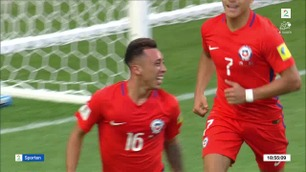 Chile slapp med skrekken