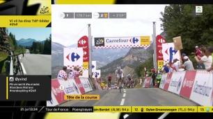 Hardy først over tredje- kategorien Côte de Bréziers