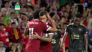 Coutinho med stjernetreff mot Leicester