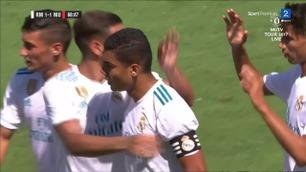 Lindelöf tabbet seg ut og laget straffespark – Real Madrid utlignet