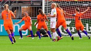 Sammendrag: Nederland - Danmark 1-0