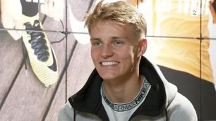 Ødegaard: – Nå må jeg klare meg på egenhånd
