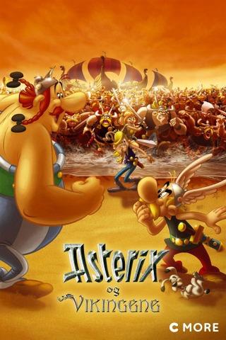 Asterix og vikingene (Norsk tale)