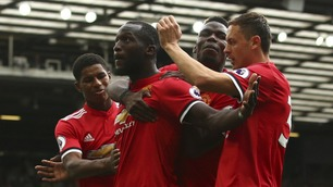 Sammendrag: Manchester United - West Ham 4-0