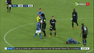 Sportsnyhetene: To røde til Nice da Napoli tok stort steg mot Mesterligaen