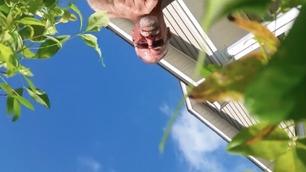 Fant mobil i hagen – ble overrasket da han sjekket opptaket