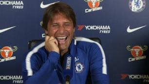 Costa-beskyldninger gir Conte latterkrampe
