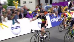 D'Hoore spurtet til seier i Ladies Tour of Norway