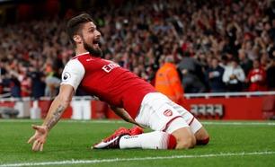 Sammendrag: Arsenal - Leicester 4-3