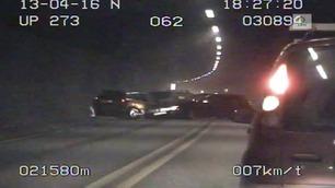 Video fra UP: Advarer mot trøtte sjåfører i trafikken