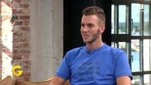 Martin (22) mistet bena i jordskjelv – nå har han satt seg et mål