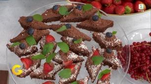 Sjokoladekake til store og små