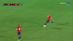 Ødegaard sender Norge opp i 2-0