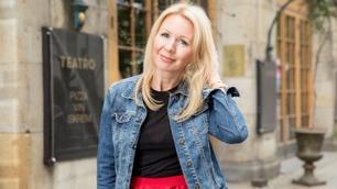 «Bloggerne»-Anne Brith tok grep da ett av barna ikke ville være en del av bloggen