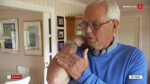 Håvard (72) er psoriasis-frisk av silderogn