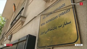 Leila (36) har vært i møte med den norske ambassaden i Teheran