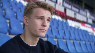 Ødegaard skuffet og irritert etter vrakingen