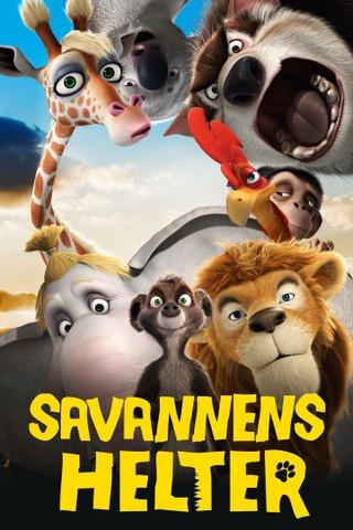 Savannens helter (Original tale)