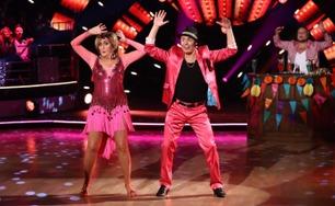 Trude Drevland og Staysman skapte feststemning på dansegulvet