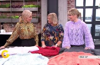 Moteekspertens tekstilverksted for barn