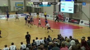 Daniel Jakobsen (16) scoret mot Elverum