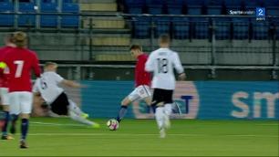 Nydelig scoring av Ødegaard!
