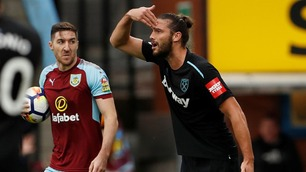 Sammendrag: Burnley - West Ham 1-1