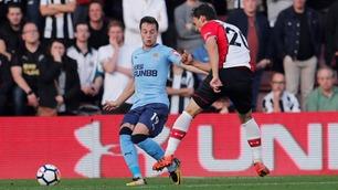 Sammendrag: Southampton - Newcastle 2-2