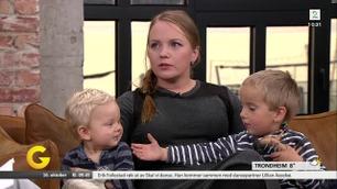 Birgit (29) mistet datteren Solveig på grunn av en legefeil – så ba hun legen om en helt spesiell tjeneste