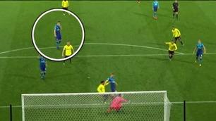 Arsenal-spiller ukens busemann: – Det er helt utilgivelig