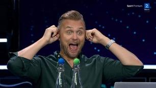 Premier Leaks: Plutselig ble TV 2-studio klippet inn midt i Premier League-kampen