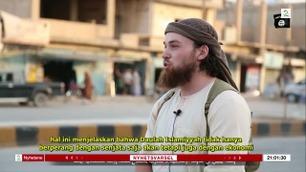 Her snakker Østfoldingen norsk i propaganda-video for IS