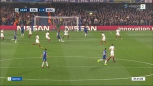 Sportsnyhetene: Luiz-perle og Hazard-scoring for Chelsea