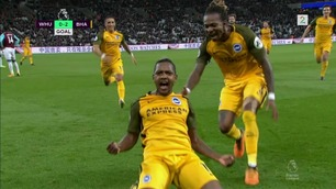 Sammendrag: West Ham - Brighton 0-3
