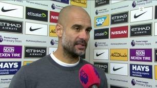 Guardiola: – Vi spilte fantastisk i andre omgang