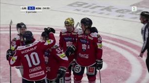 Sammendrag: Lillehammer - Kongsvinger 4-1