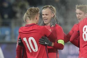 Fossum ble matchvinner – Ødegaard sprudlet