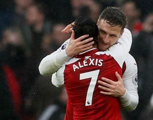 Sánchez og Mustafi senket Tottenham