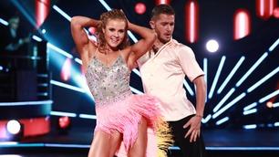 Helene imponerte med første dans: – Du har hatt en fantastisk utvikling