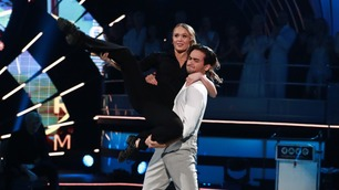 Danset sammen med kjæresten: – Dette var ikke helt i min gate