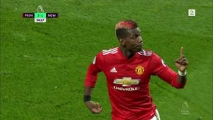 Pogba briljerte, Lukaku endte måltørken og Zlatan gjorde comeback