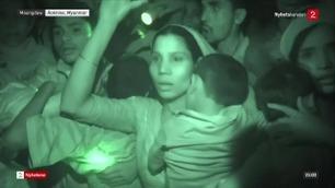 Rohingyane smugles ut i ly av mørket
