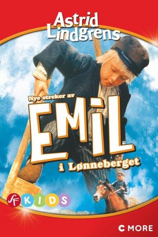 Nye streker med Emil i Lønneberget (Original tale)