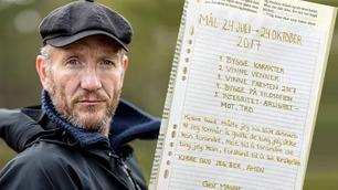 Her er Geirs hemmelige liste over mål på Farmen: – Jeg oppnådde alle
