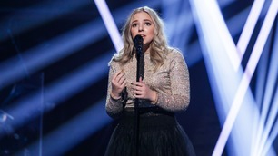 Andrea klinte til med Beyonce-låt: – Du skuffer aldri